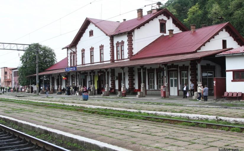 Dési vasútállomás