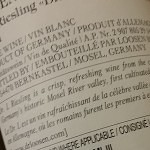 Mosel, Moselle – of books and wines