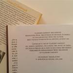 Translator's monologue