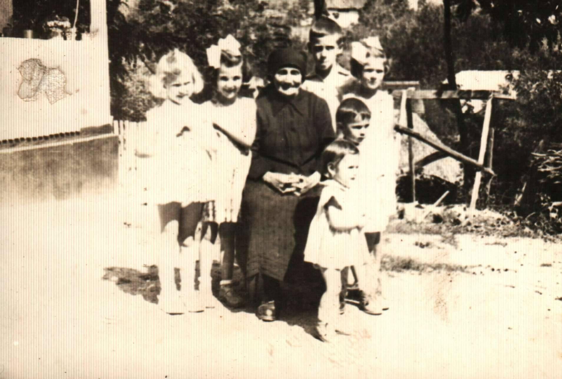 Mámi és a dédunokák