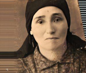 Mámi fiatalon